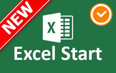 MC112 Курс Excel Start